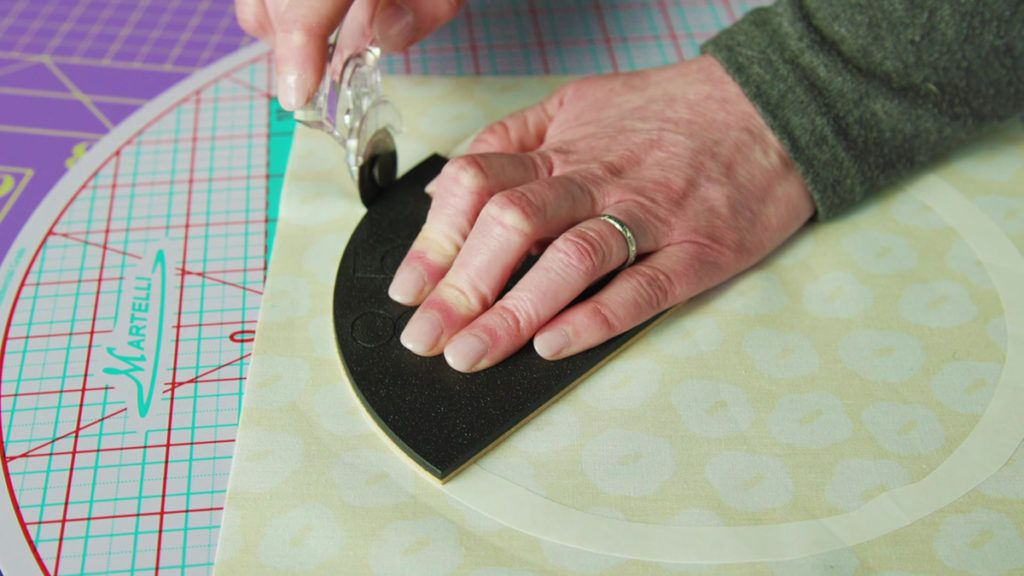 Sew Easy: Windowing Fusible Appliqué