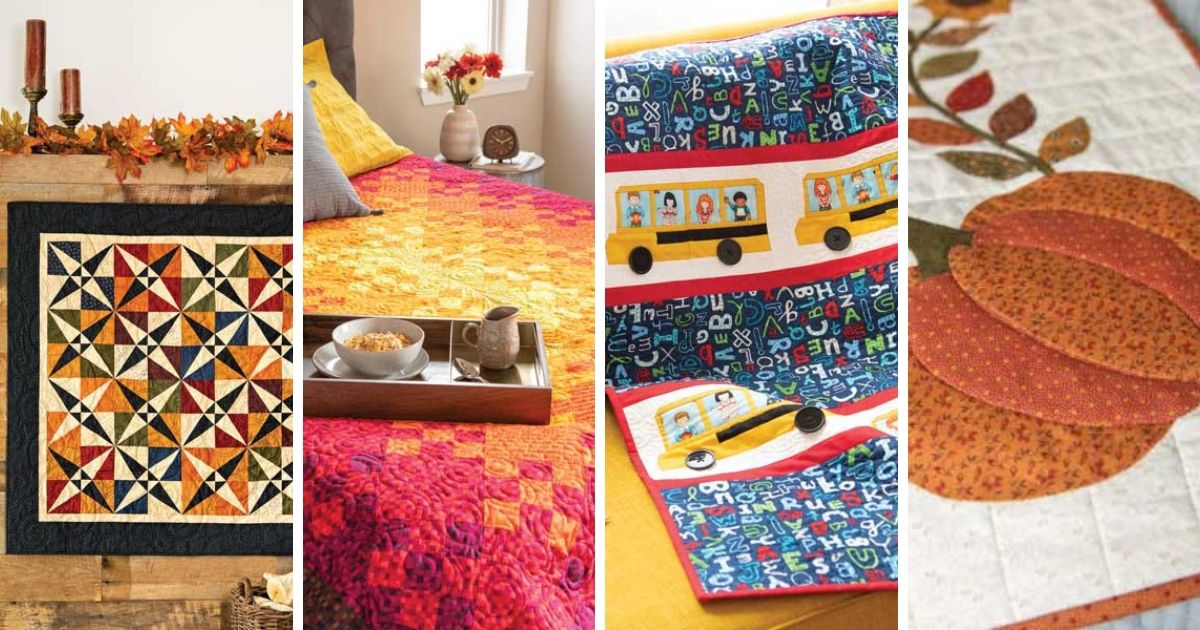 Sneak Peek Quilts For Autumn Quilting Daily