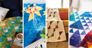 easy quilt fall 2019