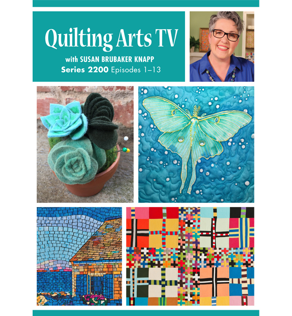 Quilting Arts Tv Series 2200 Video Download Quilting Daily