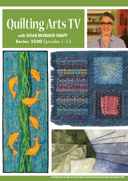 Quilting Arts Tv Series 2500 Video Download Quilting Daily