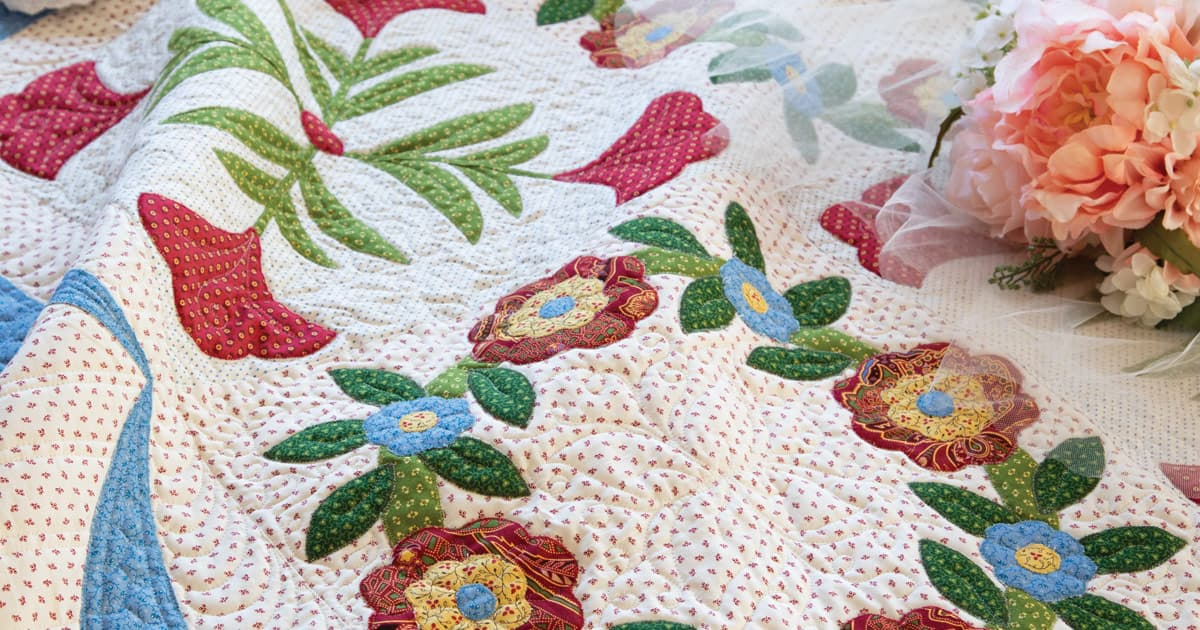 Best of Spring Quilts Lookbook 2020