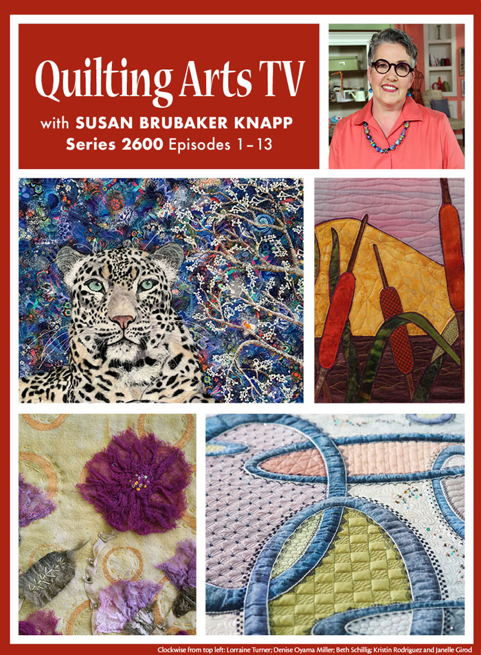 Quilting Arts Tv Series 2600 Video Download Quilting Daily