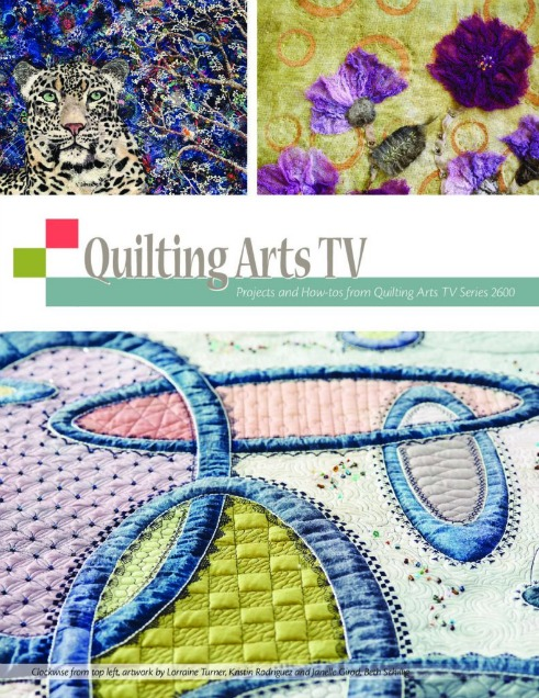 Quilting Arts Tv Series 2600 Archives Quilting Daily