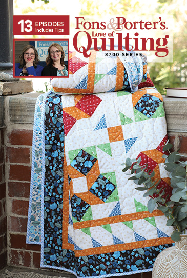 A Country Journal Quilt Pattern Set