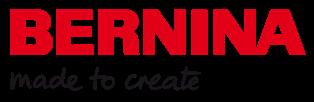 red Bernina logo
